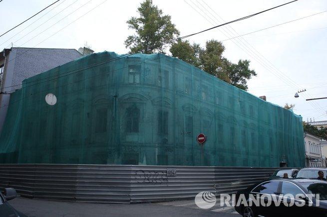 Дом-школа Казакова