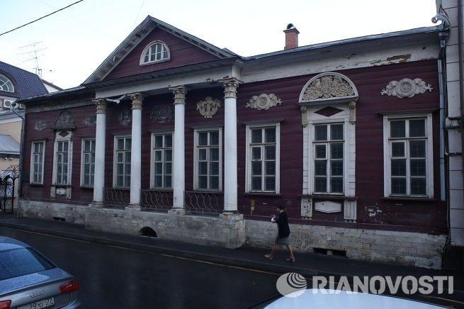 Дом городской усадьбы дворян Сытиных