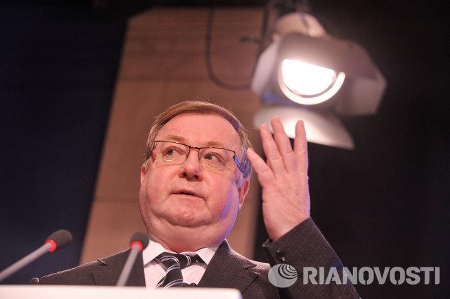 Председатель Счетной палаты РФ Сергей Степашин