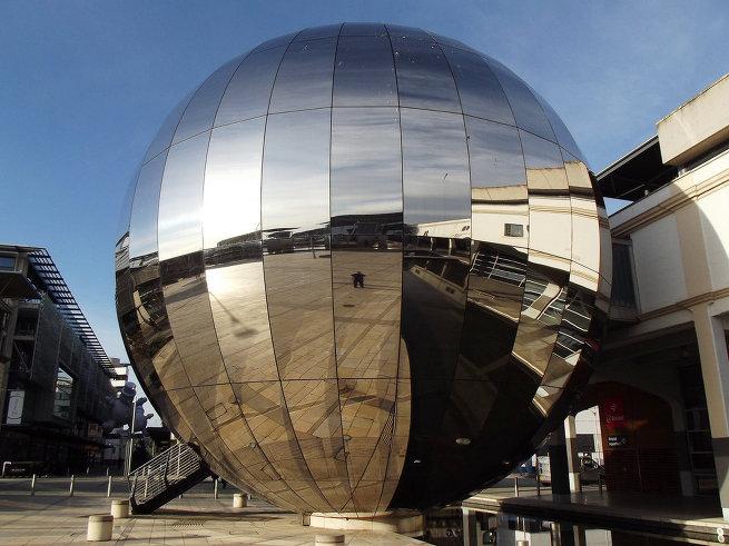 Планетарий в Бристоле