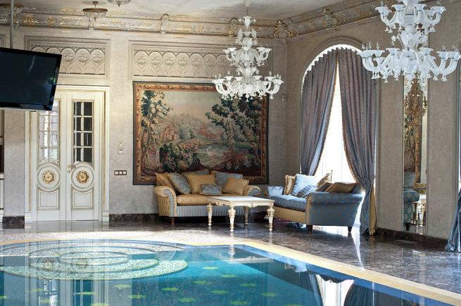 Могу себе позволить: 8 традиционных атрибутов интерьера элитных квартир