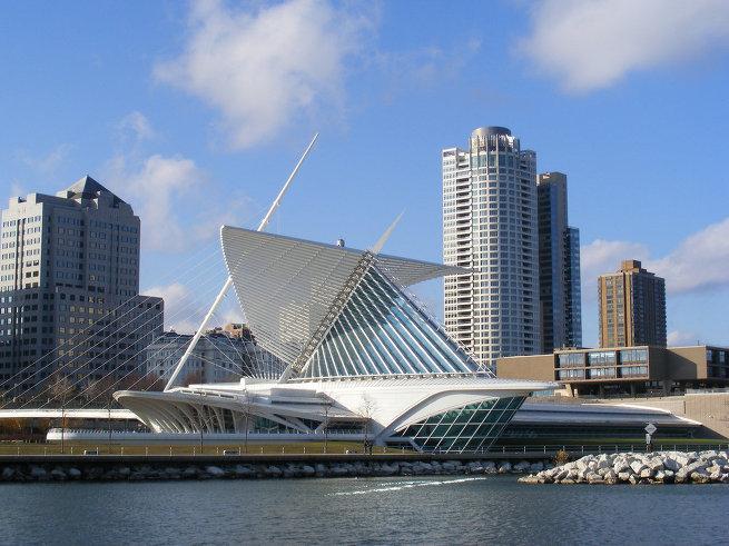 Музей искусств в Милуоки