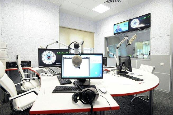Офис радиостанции Русская служба новостей