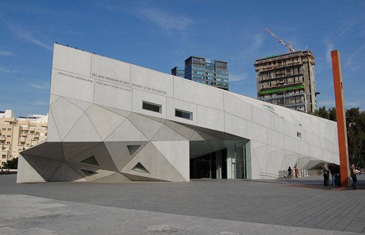 Музей искусств в Тель-Авиве