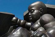 Памятник младенцу в Одессе