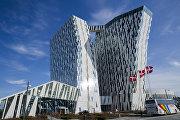 Отель Bella Sky Hotel в Копенгагене