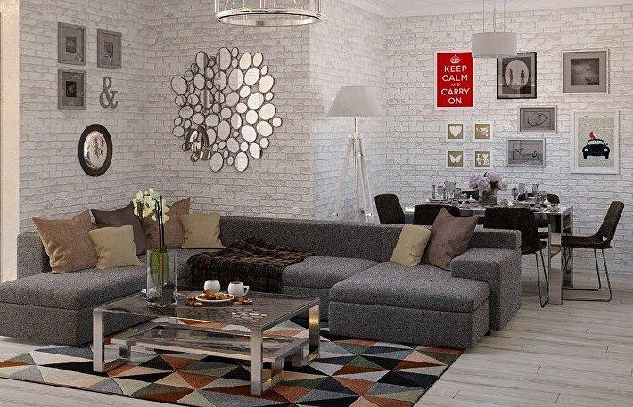 Как сделать углы в доме функциональными и декоративными