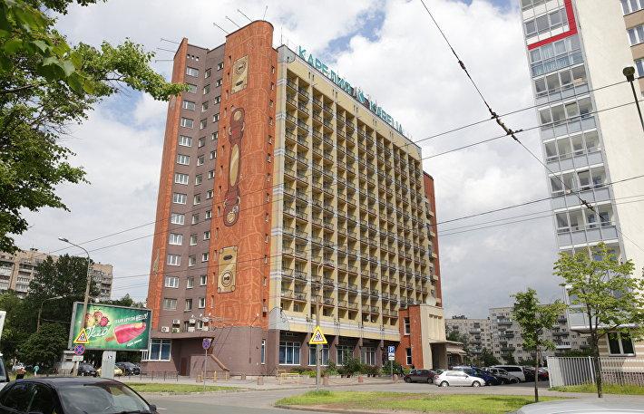 Гостиница Карелия