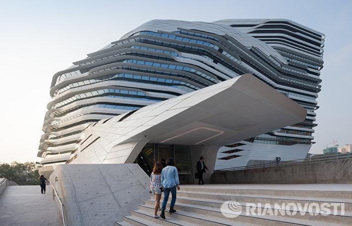 Кампус Политехнического университета в Гонконге