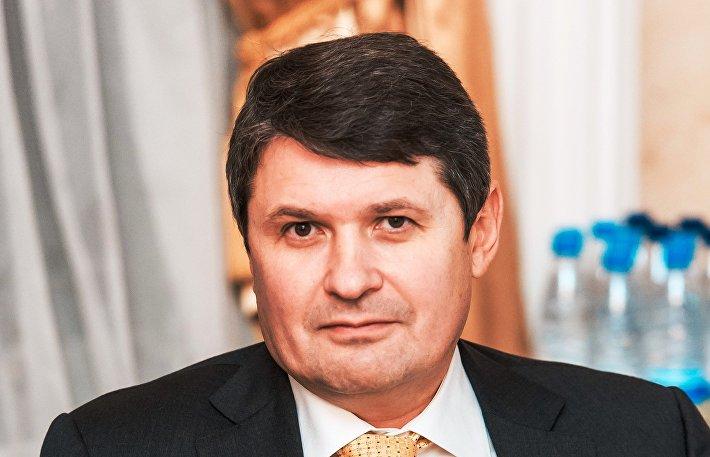 Президент ГК ГРАС Александр Мажаров