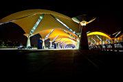 Аэропорт Куала-Лумпур снаружи