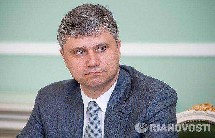 Представление нового главы ОАО РЖД Олега Белозерова