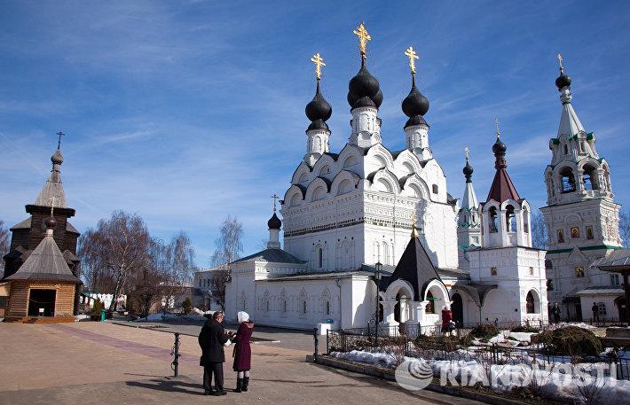 Свято-Троицкий женский монастырь в городе Муроме
