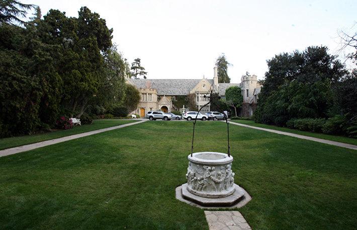 Резиденция Playboy