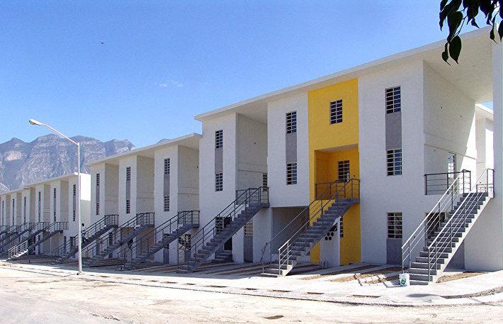 Жилой комплекс Elemental Monterrey, Санта-Катарина