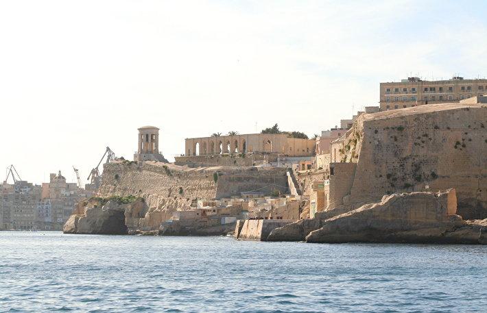 Форт Рикасоли на Мальте