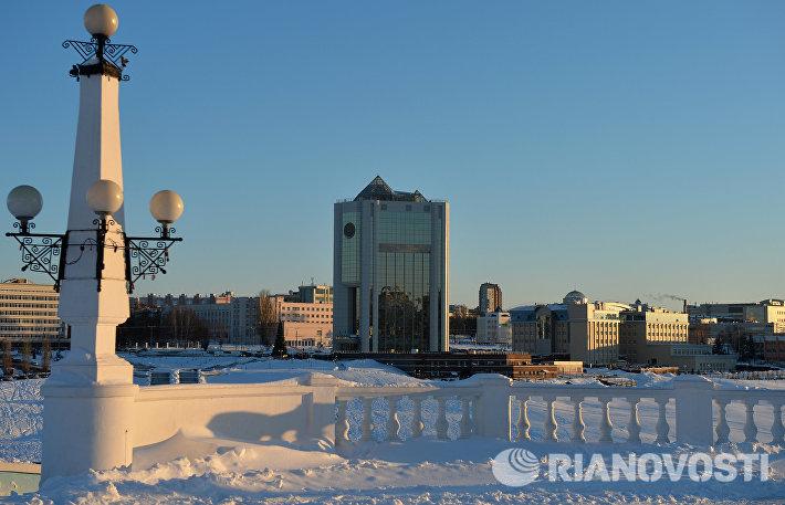 Города России. Чебоксары