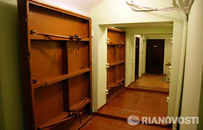 Бункер Сталина в Самаре