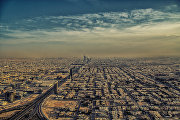 Эр-Рияд (панорама)