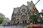 Собор Иоанна Богослова в Нью-Йорке