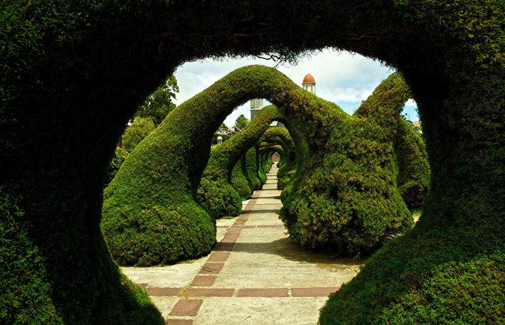 Парк Франциско Альварадо, Коста-Рика