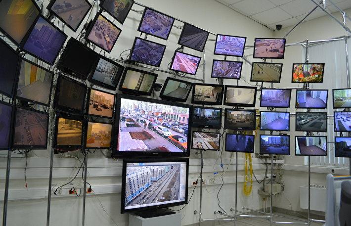 Видеонаблюдение в районе Академический
