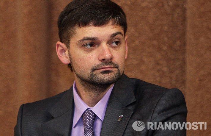 Заместитель председателя Госсовета Республики Крым Андрей Козенко