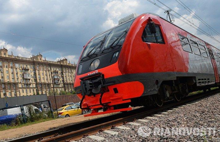 На МКЖД началась тестовая обкатка поездов