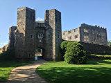 Замок Берри Поумрой, Англия