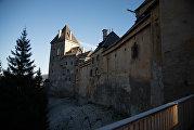 Замок Моосхам, Австрия