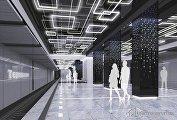 Проект станции Говорово