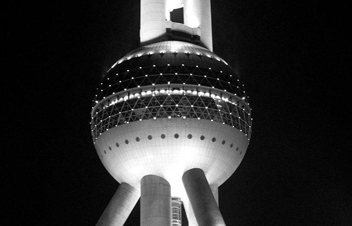 Телебашня Восточная жемчужина, Шанхай