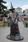 Памятник шоколаду открыт во Владимирской области
