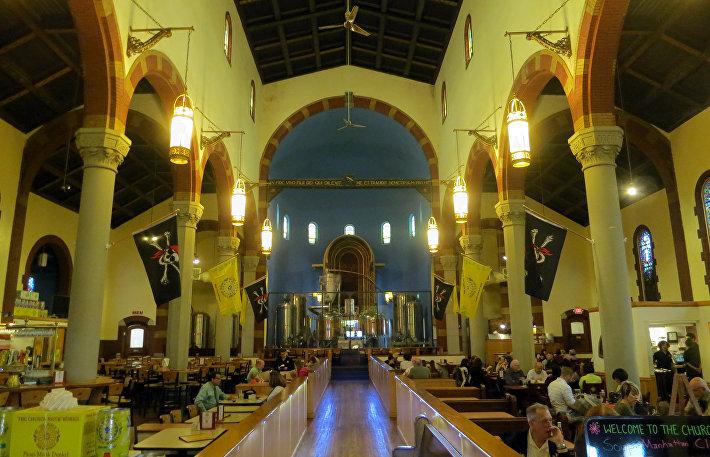 The Church Brew Works в Пенсильвании
