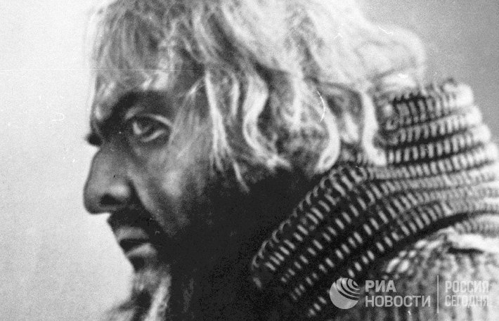 Федор Иванович Шаляпин в роли Ивана Грозного