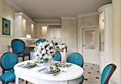 Дань традициям: как вписать буфет или сервант в интерьер гостиной