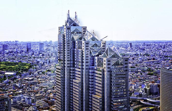 Park Hyatt в Токио, Япония