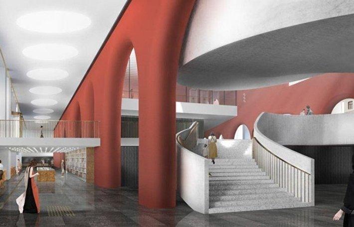 Каким будет Музей Кремля рядом с Красной площадью