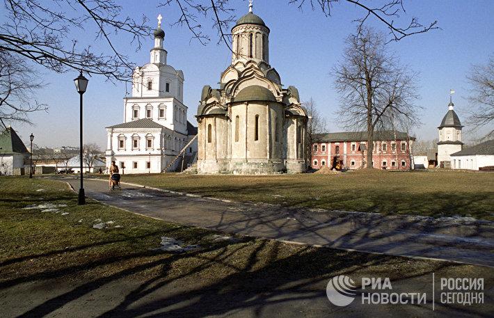 Спасо-Андроньевский монастырь