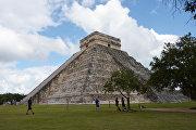 Город цивилизации майя Чичен-Ица