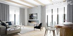 Окна в пол: главные правила дизайна интерьера с панорамным остеклением