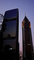 Pearl River Tower в Китае