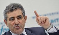 Глава департамента образования Москвы Исаак Калина