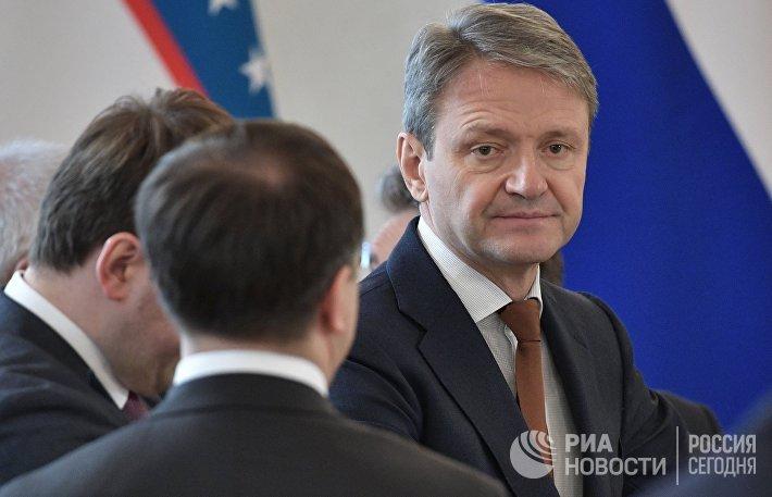 Президент РФ В. Путин встретился с президентом Узбекистана Ш. Мирзиеевым