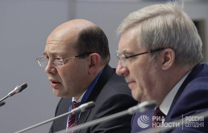 Красноярский экономический форум. День третий