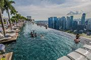 Бассейн в Сингапуре