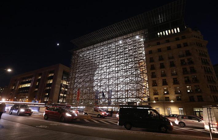 Штаб-квартира Совета Европы