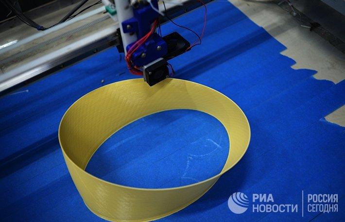 Изготовление заготовки на 3D принтере